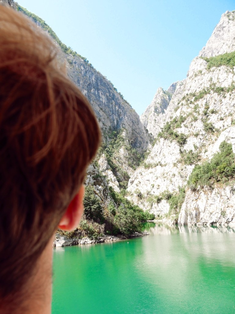 Koman, Fierze Ferry Albania