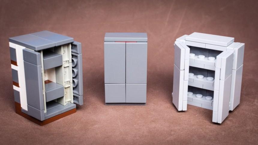Custom Storage Cabinet