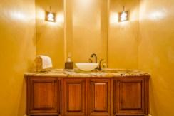 After: Powder Bathroom