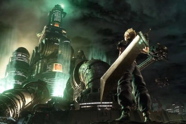 【FF7R】ゲーム開始~壱番魔晄炉爆破まで【プレイ日記その1】