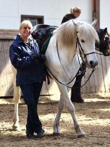 Sabine Pirker mit Bodeguero