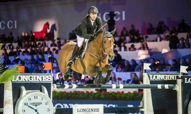 Patrice Delaveau gewinnt den LONGINES GRAND PRIX