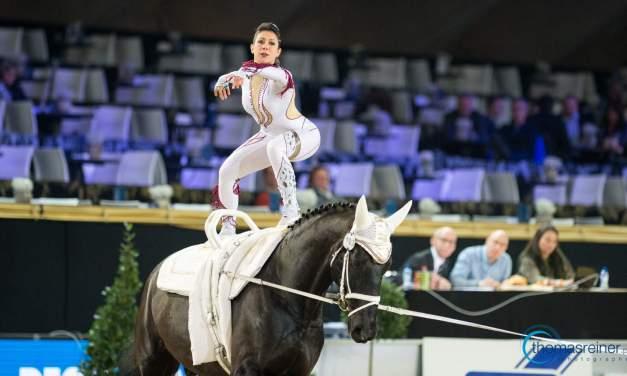 Jumping Mechelen 2016-FEI World Cup Vaulting