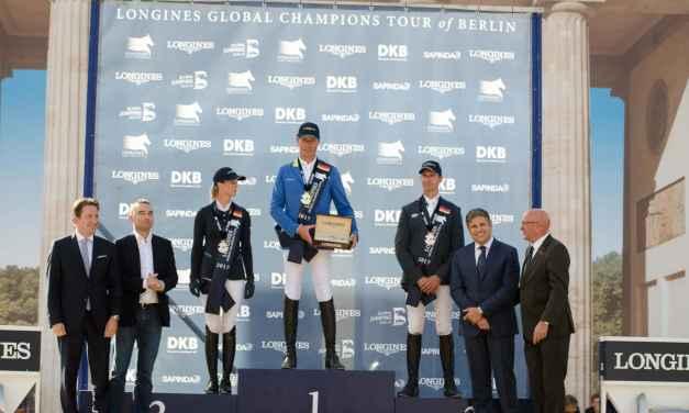 CSI5* – LONGINES GLOBAL CHAMPIONS TOUR Grand Prix of Berlin
