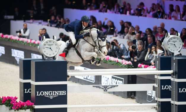 Daniel Deusser triumphiert im LONGINES Grand Prix of Paris 2017