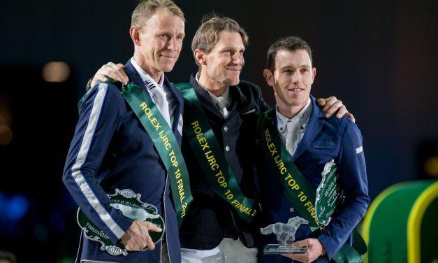 Kevin Staut gewinnt das 17th Rolex IJRC Top 10 Final