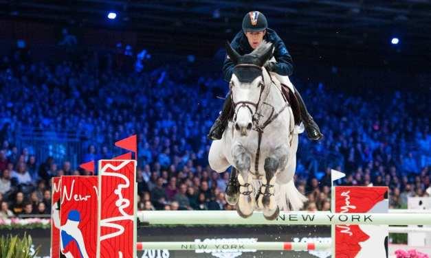 Jumping Amsterdam – Maikel van der Vleuten gewinnt die Qualifikation für das Weltcup-Springen