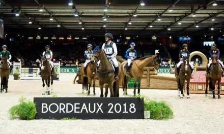 Jumping Bordeaux 2018 -DEVOUCOUX Indoor Derby – Bilder