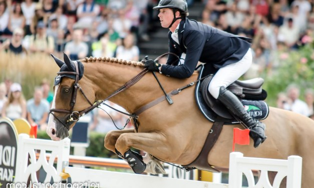 LONGINES Global Champions Tour: Ben Maher ist der Champion 2018