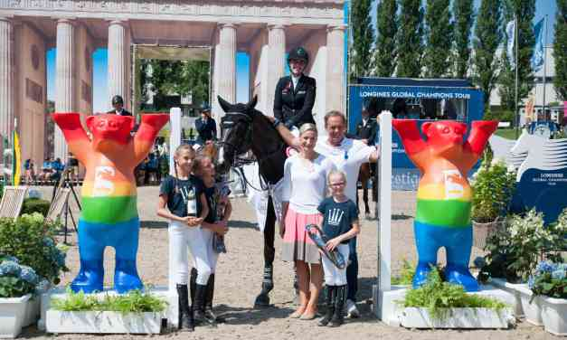 CSI2* – Finale der Large Tour beim Global Jumping Berlin 2018