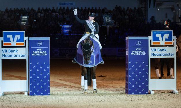 Isabell Werth und Weihegold mit grandioser Kür zum Sieg in Neumünster
