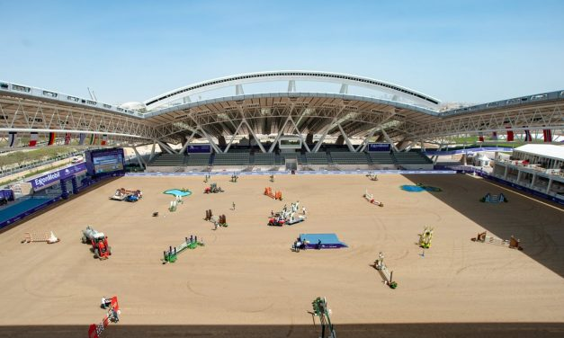 CHI Al Shaqab 2019 – Bilder aus Doha