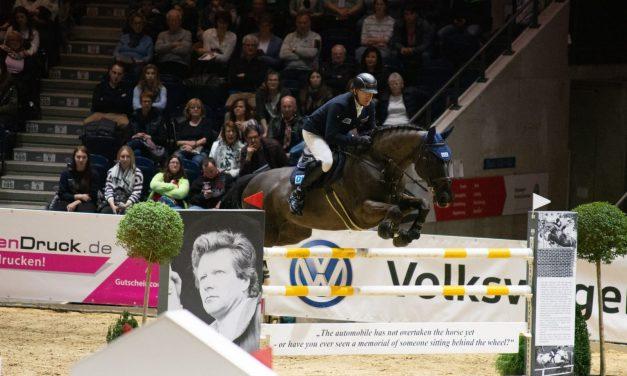 Horses & Dreams meets France – Sieg für Michael Jung im Preis der LVM-Versicherung
