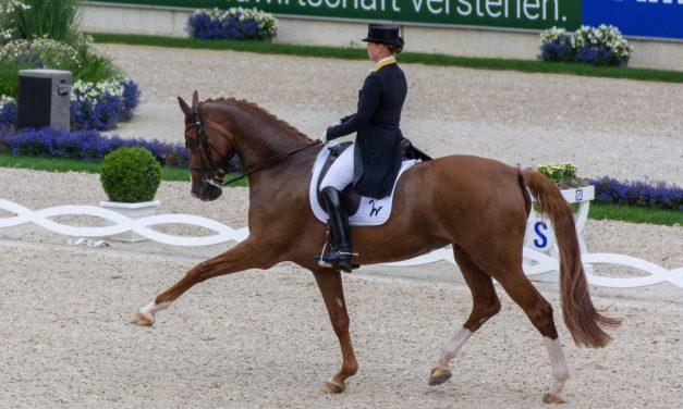 Die 24. Goldmedaille bei Europameisterschaften für das deutsche Dressurteam