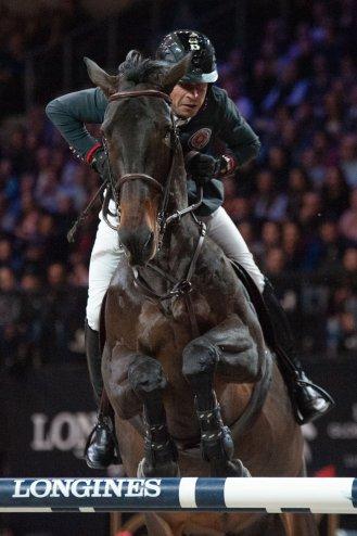 Julien Epaillard und Queeletta (Monaco Aces)