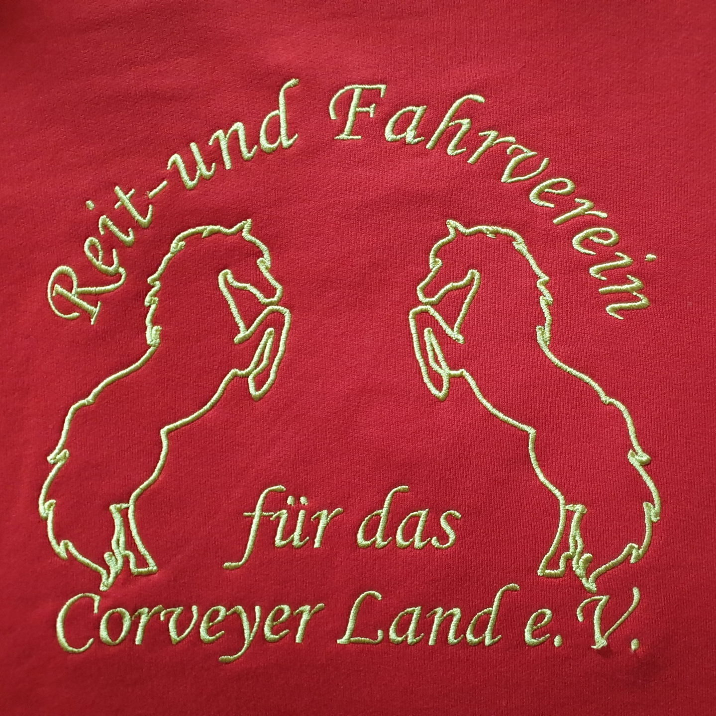 Logo RUF Corveyer Land