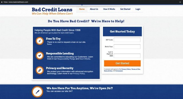 BadCreditLoans_Homepage