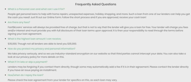 Fast5KLoans_FAQ