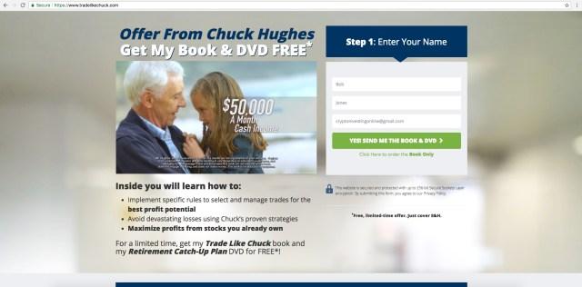 tradelikechuck.com - Trade Like Chuck