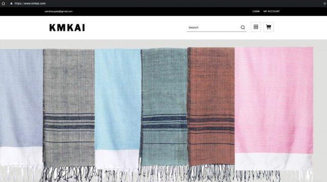 Kmkai_Homepage