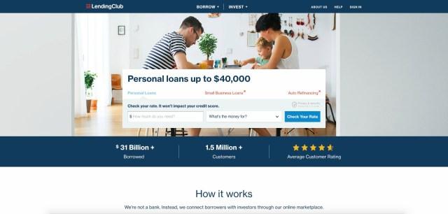 lendingclub.com - Lending Club
