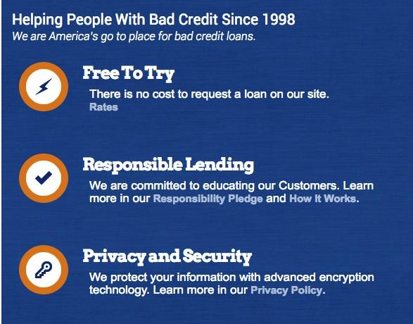 Bad Credit Loans Credit Help