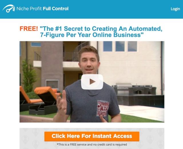 nicheprofitfullcontrol.com - Niche Profit Full Control