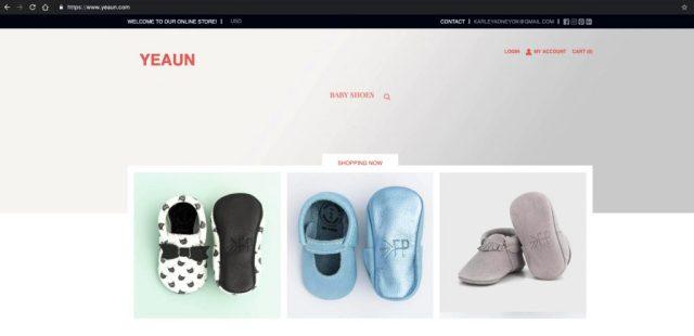 Yeaun_Homepage