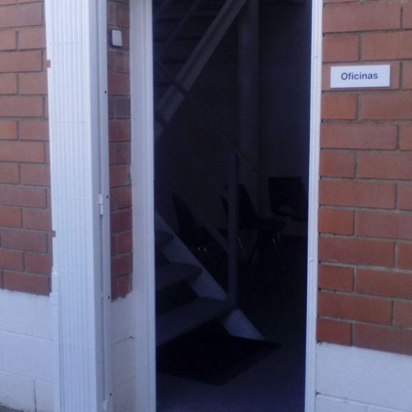 instalacion ballesta en oficina 1
