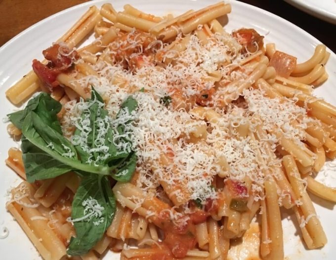 Jenis pasta Casarecce