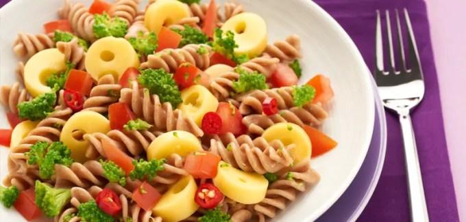 jenis pasta Fusilli