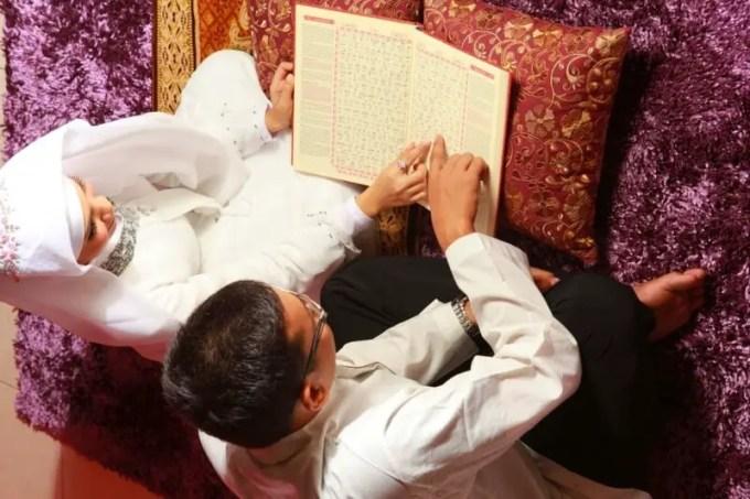suami mendidik istri