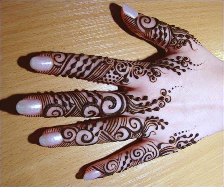 Gambar Tangan Henna
