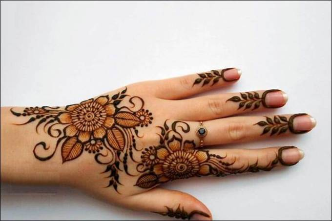 desain henna