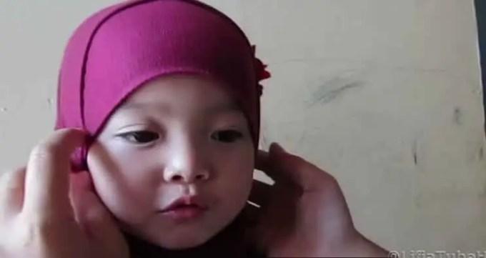 model hijab untuk anak