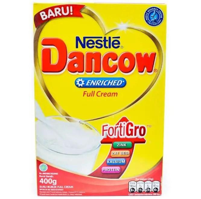 Harga Susu Penambah Berat Badan