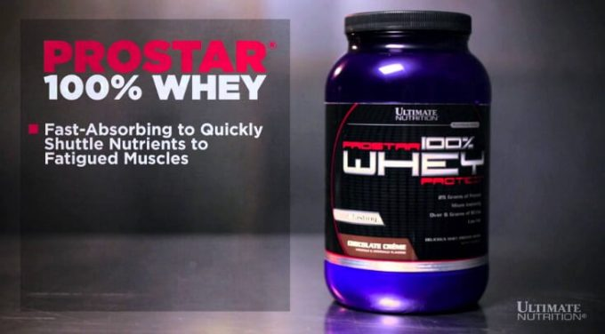 6 Manfaat Whey Protein Untuk Otot