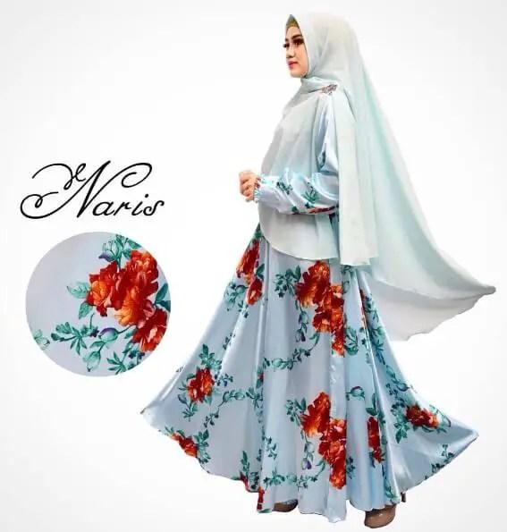 gamis muslimah modern