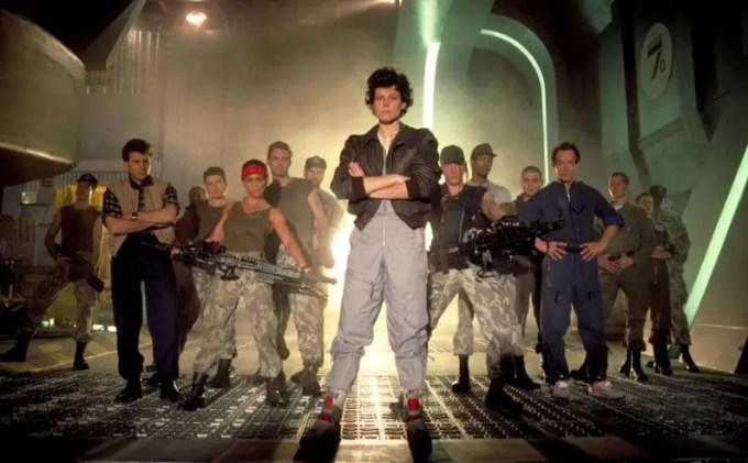 Film Action Terbaik Aliens