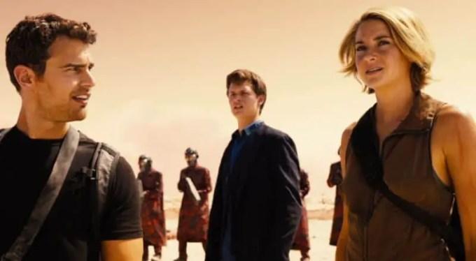 Film ActionTerbaik Adalah Divergent Series