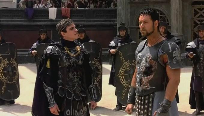 Film Action Terbaik Gladiator