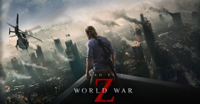 Film Action Terbaik World War Z