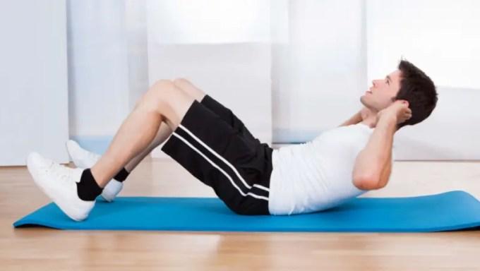 Olahraga untuk mengecilkan perut