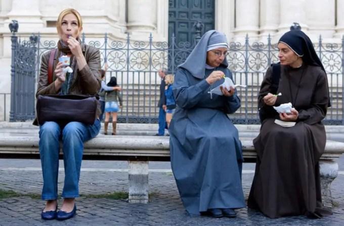 Film Romantis Eat, Pray, Love