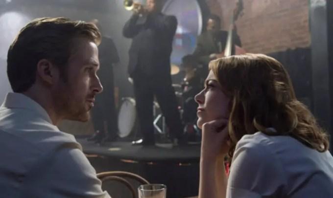 Film Romantis La La Land