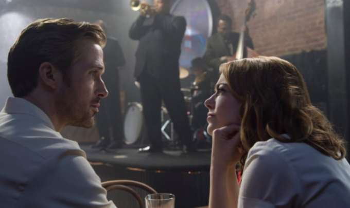 Film Romantis La La Land