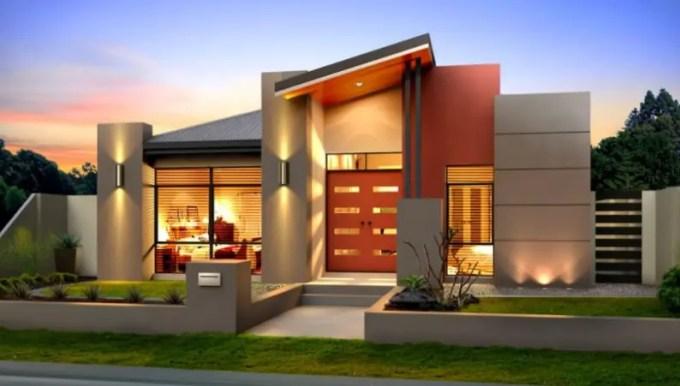 rumah minimalis ala eropa