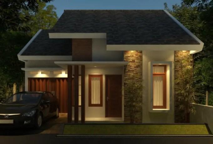 rumah minimalis standar kota