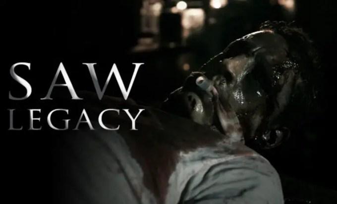 film hantu terseram - Saw Legacy