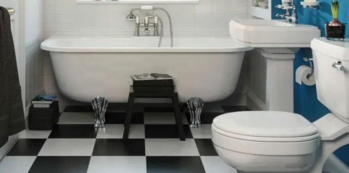 cara mengusir kecoa di kamar mandi